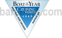 Dufour 525 Boat of the Year 2009