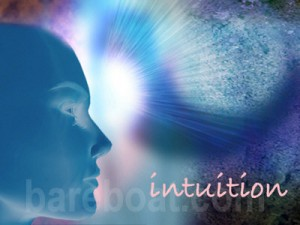 Trust your intuition!