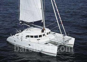 Pros and Cons of bareboat catamaran multihull charter sailboats