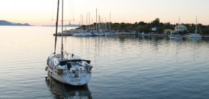 Bareboat yacht charterers in Greece enjoy such itinerary destinations as Kos, Athens, Corfu, Ios, and Mykonos.