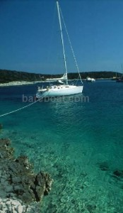 Bareboat sailing in Croatia provides historical significance in visiting islands as old as 3000 years.