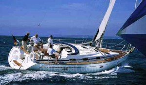 bavaria sail bareboat