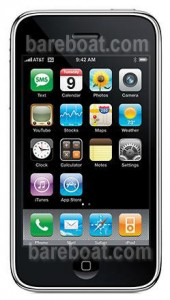 iphone bareboat sailing apps