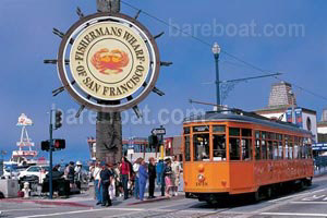 Fisherman's Wharf, San Francisco, California