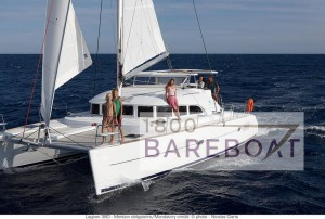 Bareboat catamaran charter Lagoon 380 S2