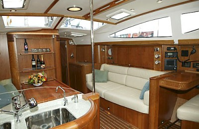 Bareboat Yacht Charter Bareboats Charters Saga 409